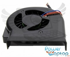 Cooler laptop IBM Lenovo ThinkPad X61 7678. Ventilator procesor IBM Lenovo ThinkPad X61 7678. Sistem racire laptop IBM Lenovo ThinkPad X61 7678