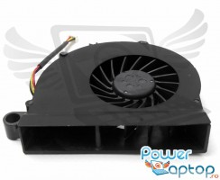 Cooler laptop HP Compaq  AT00Q000200 Mufa 3 pini. Ventilator procesor HP Compaq  AT00Q000200. Sistem racire laptop HP Compaq  AT00Q000200