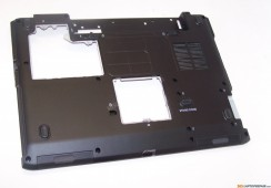 Bottom Dell Inspiron 1520 Carcasa Display neagra