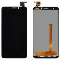 Ansamblu Display LCD  + Touchscreen Alcatel One Touch Idol 6030D.  Modul Ecran + Digitizer Alcatel One Touch Idol 6030D