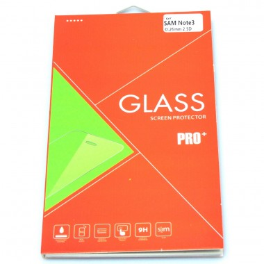 Folie protectie sticla securizata tempered glass Samsung N9000 Galaxy Note 3 3G