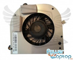 Cooler laptop Toshiba DFS531205PC0T . Ventilator procesor Toshiba DFS531205PC0T . Sistem racire laptop Toshiba DFS531205PC0T
