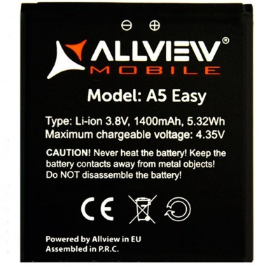 Baterie Allview A5 Easy. Acumulator Allview A5 Easy. Baterie telefon Allview A5 Easy. Acumulator telefon Allview A5 Easy. Baterie smartphone Allview A5 Easy