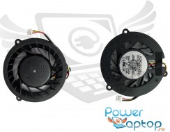 Cooler laptop MSI MS-1636 . Ventilator procesor MSI MS-1636 . Sistem racire laptop MSI MS-1636