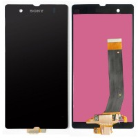 Ansamblu Display LCD + Touchscreen Sony Xperia Z L36H ORIGINAL. Ecran + Digitizer Sony Xperia Z L36H ORIGINAL