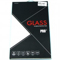 Folie protectie sticla securizata tempered glass HTC One M7