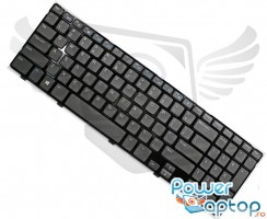 Tastatura Dell  V137325AS. Keyboard Dell  V137325AS. Tastaturi laptop Dell  V137325AS. Tastatura notebook Dell  V137325AS