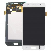Ansamblu Display LCD + Touchscreen Samsung Galaxy J5 J500FN White Alb ORIGINAL. Ecran + Digitizer Samsung Galaxy J5 J500FN White Alb ORIGINAL