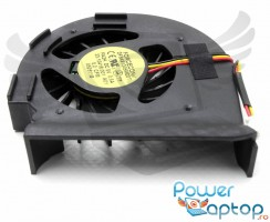Cooler laptop Dell  DFS481305MC0T. Ventilator procesor Dell  DFS481305MC0T. Sistem racire laptop Dell  DFS481305MC0T