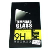 Folie protectie sticla securizata tempered glass iPhone 4