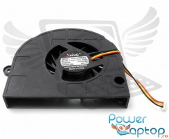 Cooler laptop Gateway  NV51B. Ventilator procesor Gateway  NV51B. Sistem racire laptop Gateway  NV51B