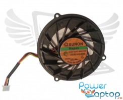 Cooler laptop Acer Aspire 5737. Ventilator procesor Acer Aspire 5737. Sistem racire laptop Acer Aspire 5737