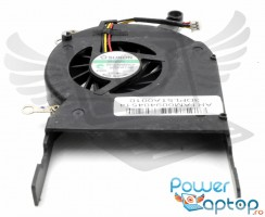 Cooler laptop Toshiba Satellite L30. Ventilator procesor Toshiba Satellite L30. Sistem racire laptop Toshiba Satellite L30