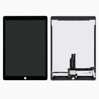 Ansamblu Display LCD  + Touchscreen Apple iPad Pro 2.9 2015 A1584 Negru. Modul Ecran + Digitizer Apple iPad Pro 2.9 2015 A1584 Negru