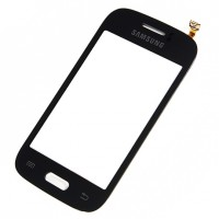 Touchscreen Digitizer Samsung Galaxy Young S6310. Geam Sticla Smartphone Telefon Mobil Samsung Galaxy Young S6310