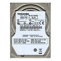 HDD Laptop Toshiba 640GB 5400RPM 8MB CACHE SATA3 MK6476GSX