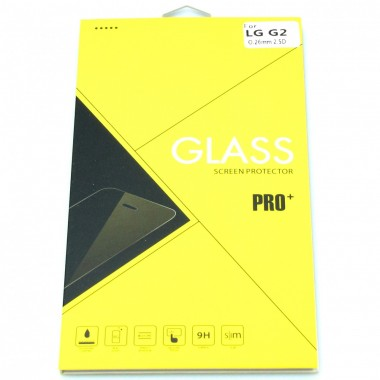 Folie protectie sticla securizata tempered glass LG G2 D802