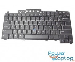 Tastatura Dell Latitude D630. Keyboard Dell Latitude D630. Tastaturi laptop Dell Latitude D630. Tastatura notebook Dell Latitude D630