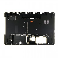 Bottom Packard Bell EasyNote TV43HC. Carcasa Inferioara Packard Bell EasyNote TV43HC Neagra