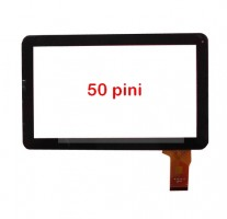 Digitizer Touchscreen Serioux S102 S102TAB 50 pini. Geam Sticla Tableta Serioux S102 S102TAB 50 pini