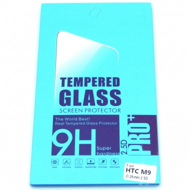 Folie protectie sticla securizata tempered glass HTC One M9