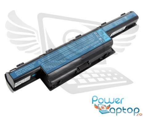 Baterie Acer Aspire 7551G AS7551G 9 celule. Acumulator Acer Aspire 7551G AS7551G 9 celule. Baterie laptop Acer Aspire 7551G AS7551G 9 celule. Acumulator laptop Acer Aspire 7551G AS7551G 9 celule. Baterie notebook Acer Aspire 7551G AS7551G 9 celule
