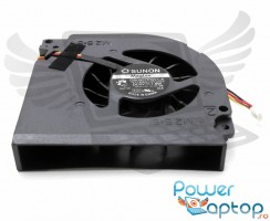 Cooler laptop Gateway  NS50T. Ventilator procesor Gateway  NS50T. Sistem racire laptop Gateway  NS50T