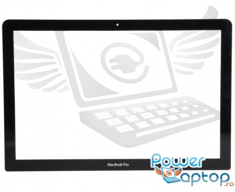 Rama Display si Geam Protectie Apple Macbook Pro A1278