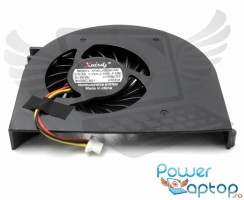 Cooler laptop Dell  DFS501105FQ0T. Ventilator procesor Dell  DFS501105FQ0T. Sistem racire laptop Dell  DFS501105FQ0T