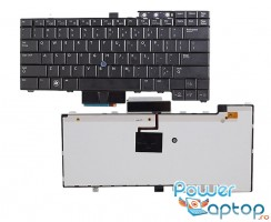 Tastatura Dell Latitude E5500. Keyboard Dell Latitude E5500. Tastaturi laptop Dell Latitude E5500. Tastatura notebook Dell Latitude E5500