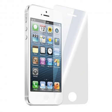 Folie protectie sticla securizata tempered glass iPhone 5S