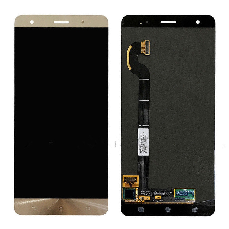 Display Asus Zenfone 3 Deluxe ZS570KL Z016D Gold Auriu imagine powerlaptop.ro 2021