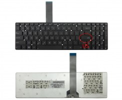 Tastatura Asus 0KN0-M21US23. Keyboard Asus 0KN0-M21US23. Tastaturi laptop Asus 0KN0-M21US23. Tastatura notebook Asus 0KN0-M21US23
