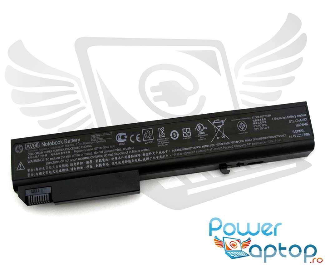 Baterie HP EliteBook 8730p 8 celule Originala imagine