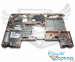 Bottom Toshiba Satellite L850. Carcasa Inferioara Toshiba Satellite L850 Neagra