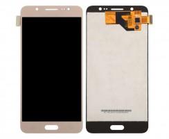 Ansamblu Display LCD + Touchscreen Samsung Galaxy J5 2016 J510 TFT LCD Gold Auriu . Ecran + Digitizer Samsung Galaxy J5 2016 J510 TFT LCD Gold Auriu