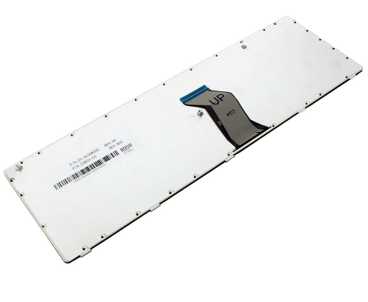Tastatura Lenovo G770M imagine powerlaptop.ro 2021