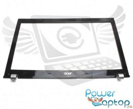 Bezel Front Cover Acer Aspire V3-531G. Rama Display Acer Aspire V3-531G Neagra