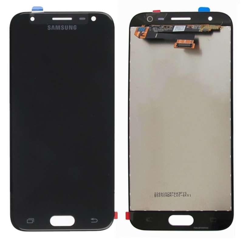 Display Samsung Galaxy J3 Pro 2017 Display TFT AAA Black Negru imagine