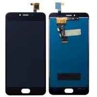 Ansamblu Display LCD  + Touchscreen Meizu M3S. Modul Ecran + Digitizer Meizu M3S