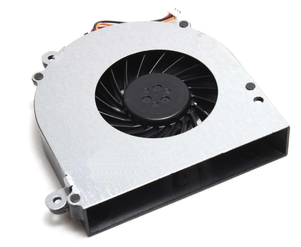 Cooler laptop Toshiba Satellite A500D compatibil doar pentru varianta echipata cu procesor Intel i-Core imagine powerlaptop.ro 2021