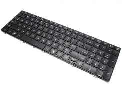 Tastatura HP 9Z.N6MSV.001 neagra cu rama neagra. Keyboard HP 9Z.N6MSV.001 neagra cu rama neagra. Tastaturi laptop HP 9Z.N6MSV.001 neagra cu rama neagra. Tastatura notebook HP 9Z.N6MSV.001 neagra cu rama neagra