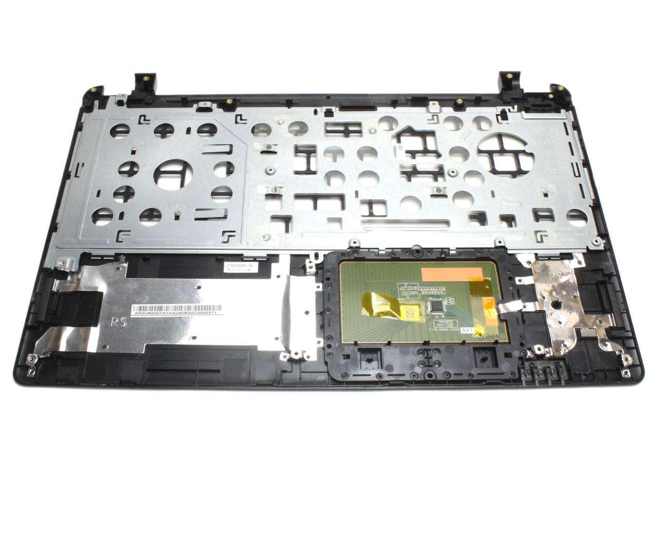 Palmrest Acer Travelmate P255 MG Visiniu cu touchpad imagine