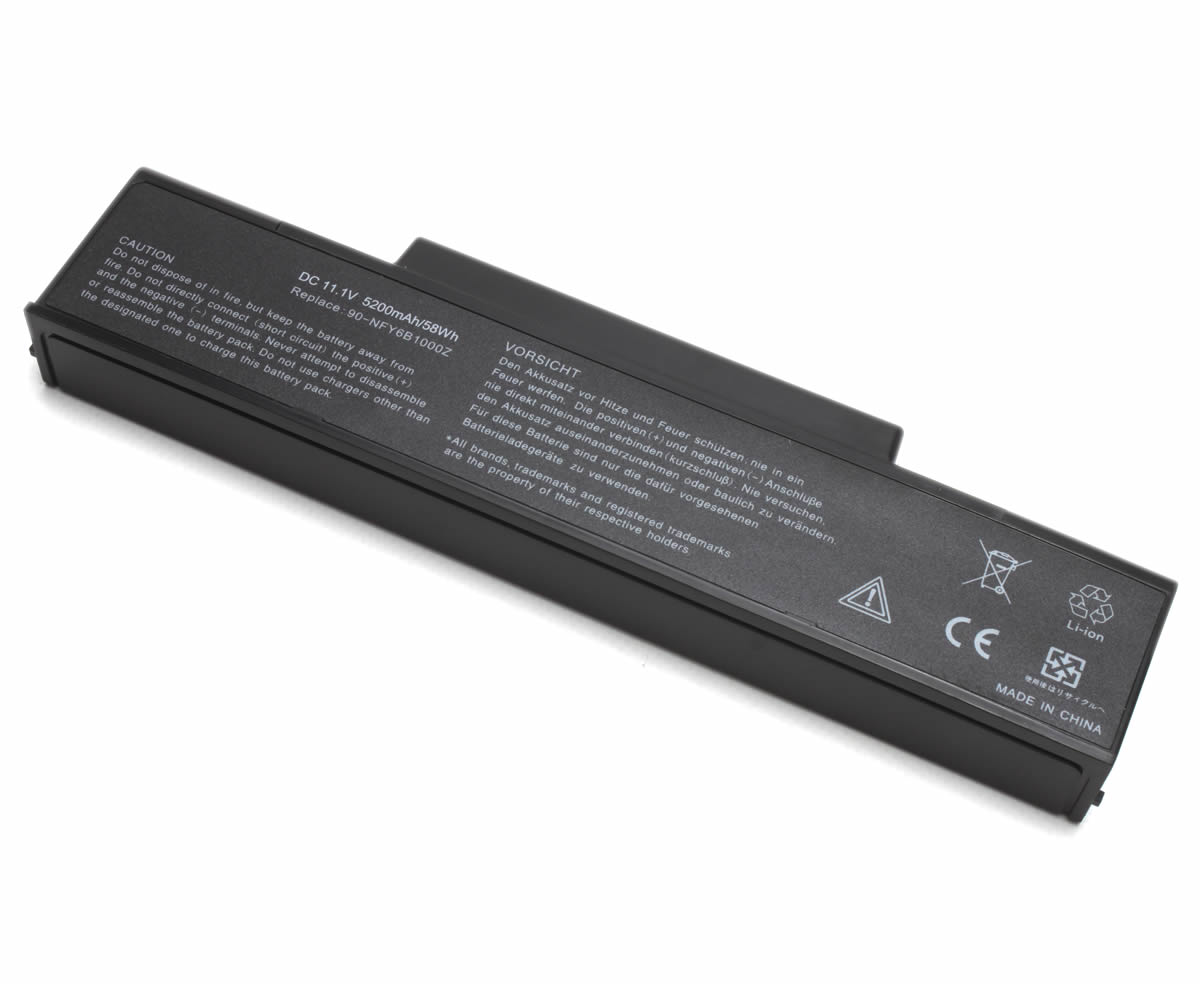 Baterie MSI MS1636 6 celule imagine powerlaptop.ro 2021