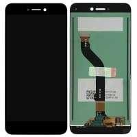 Ansamblu Display LCD + Touchscreen Huawei Ascend P8 Lite 2017 PRA-LX3 Black Negru . Ecran + Digitizer Huawei Ascend P8 Lite 2017 PRA-LX3 Black Negru