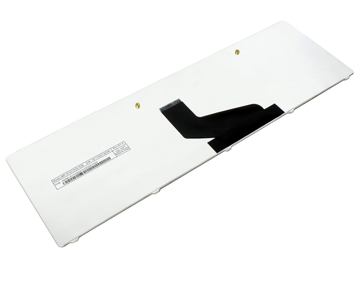 Tastatura Asus K73SM cu suruburi imagine