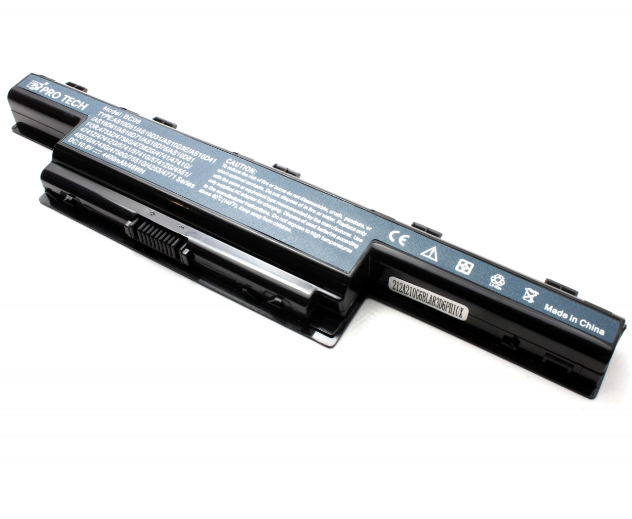 Baterie Packard Bell EasyNote TS13 6 celule imagine powerlaptop.ro 2021