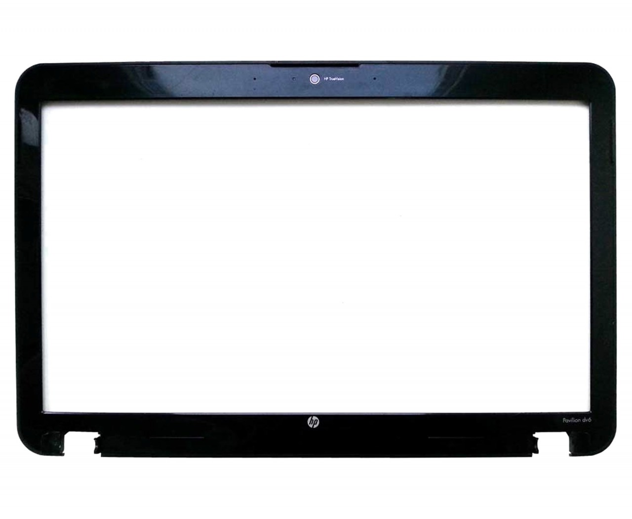 Rama Display HP DV6 3000 Bezel Front Cover Neagra imagine powerlaptop.ro 2021