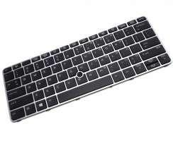 Tastatura HP  725 G3 iluminata backlit. Keyboard HP  725 G3 iluminata backlit. Tastaturi laptop HP  725 G3 iluminata backlit. Tastatura notebook HP  725 G3 iluminata backlit