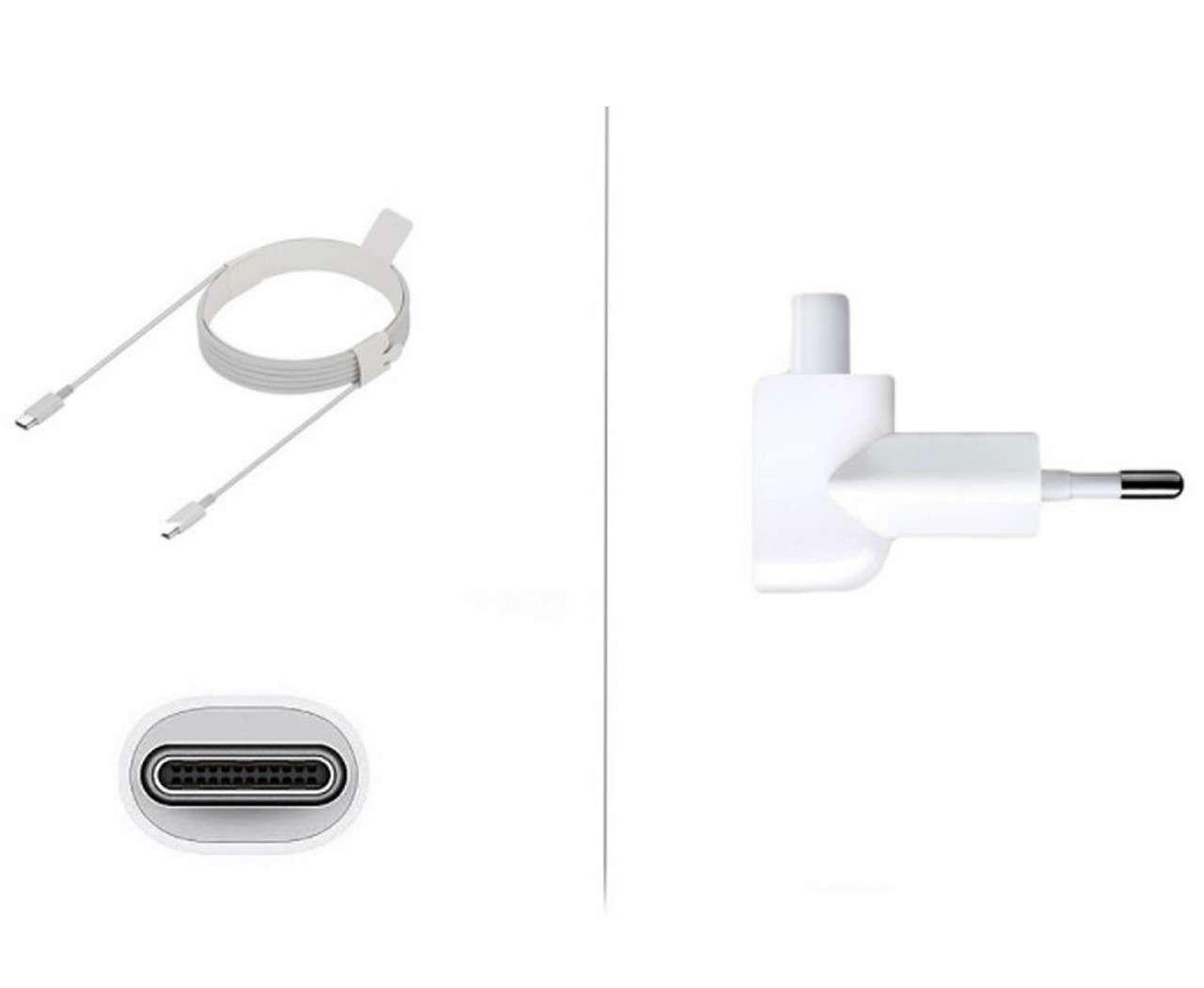Incarcator Apple MacBook 12 A1534 imagine powerlaptop.ro 2021
